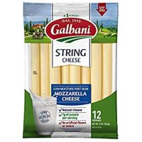 Print a coupon for $1.50 off two packages of Galbani Snack Cheese