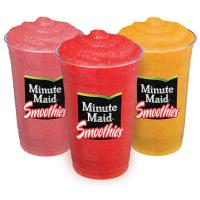 Print a coupon for $0.55 off one package of Minute Maid Smoothie Maker